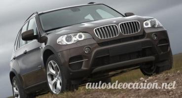2012 BMW X5 35d